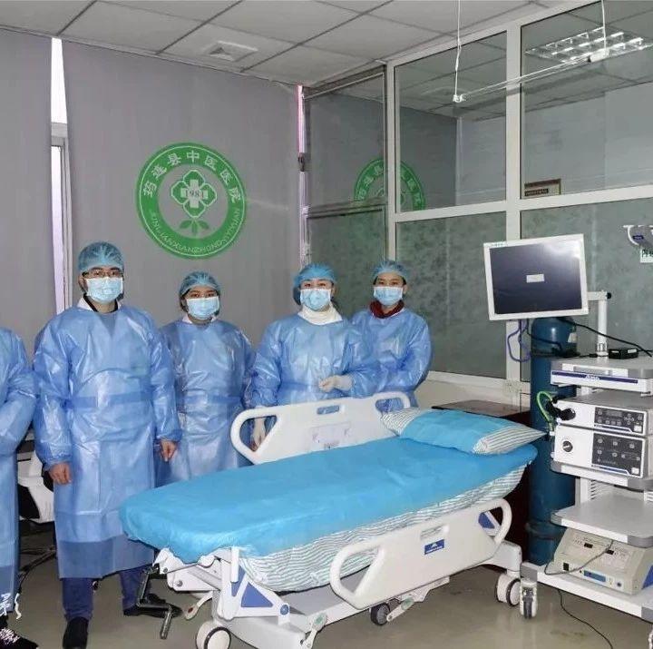 筠连县中医医院引进全新上消化道电子内窥镜,12月18日开诊,助力广大患者健康!
