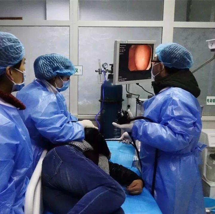 筠连县中医医院也能做胃镜检查了,查胃治胃,一步到胃!