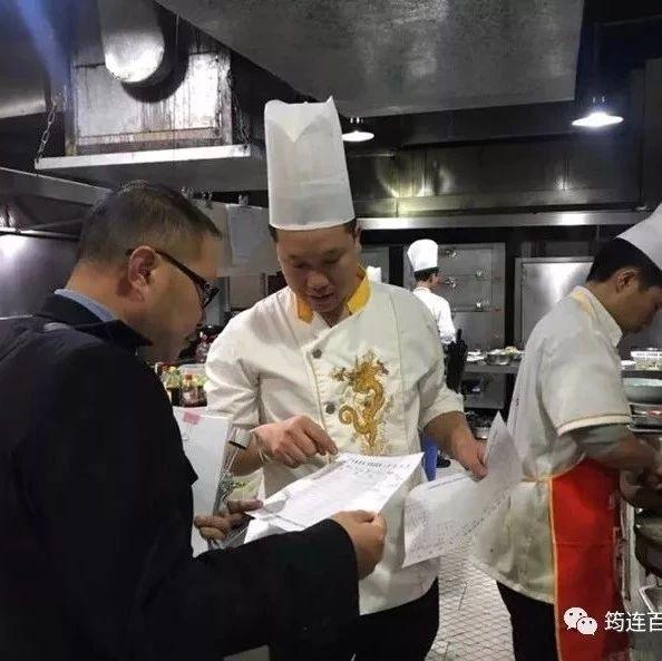 筠连县大力推进的这项工作,让人们以后用餐更加放心!