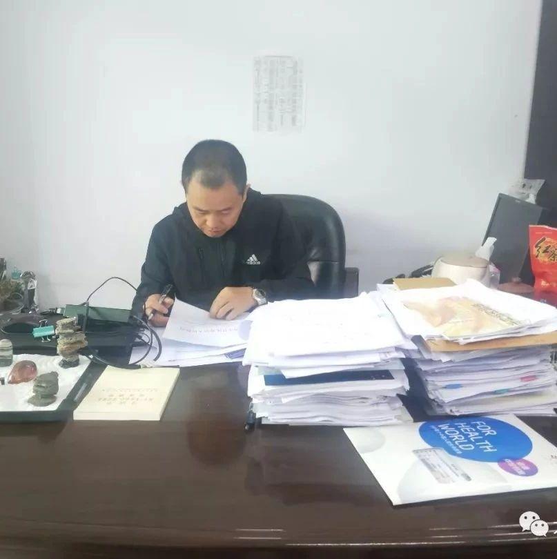 【初心故事】筠连县建设城镇局局长雷霆:永葆初心,敢于担当!