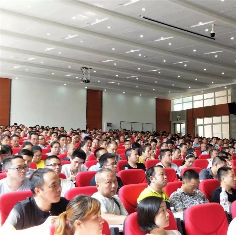 筠连县教育系统500余人为了这事齐聚,规模十年难见!
