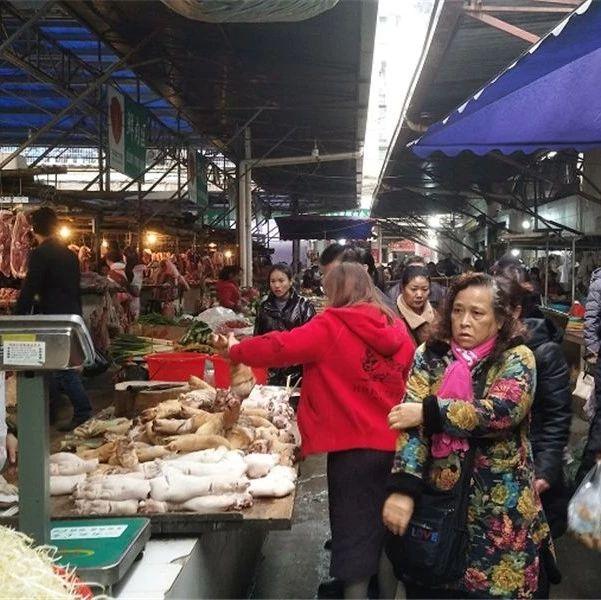 筠连城南农贸市场好热闹,快来看看有没有你认识的人入镜!!
