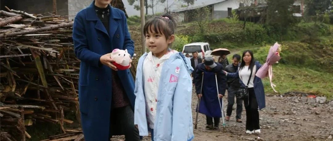 筠连蒿坝手掌被切断的8岁女孩回家了!社会各界为其捐款明细公布!