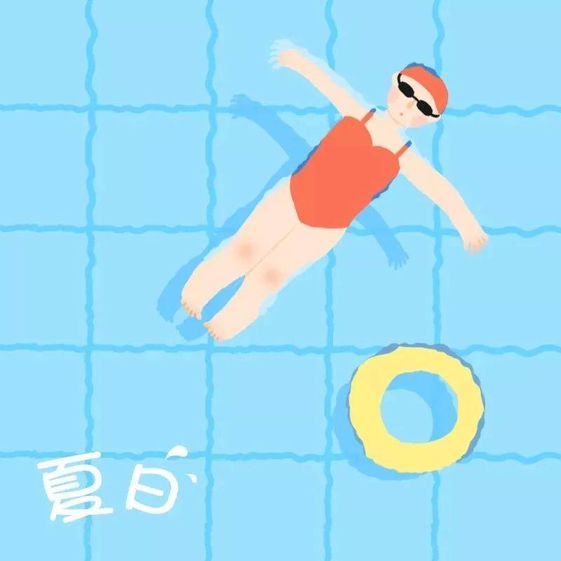 喜欢到公共泳池练游泳的筠连完网友们,请记住这四条!