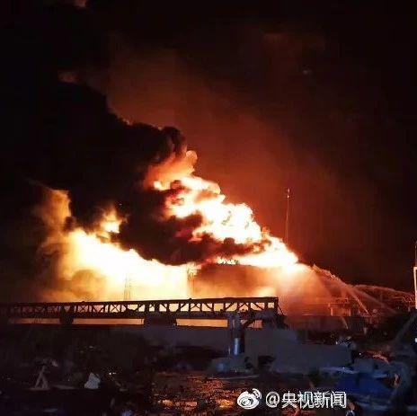 64人遇难,1人获救!响水爆炸事故最新进展来了...