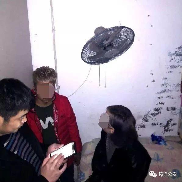 吃得害!4个人在筠连一按摩店中卖淫嫖娼被警方抓了个现行!