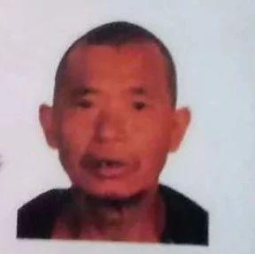 筠连县武德乡一位老人失踪10天了,家人急寻!