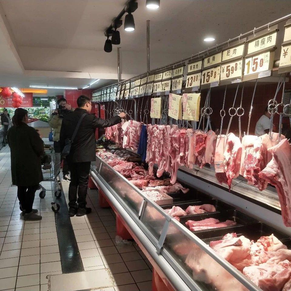 冬至将至!筠连县食药监局开展牛羊肉市场专项检查!
