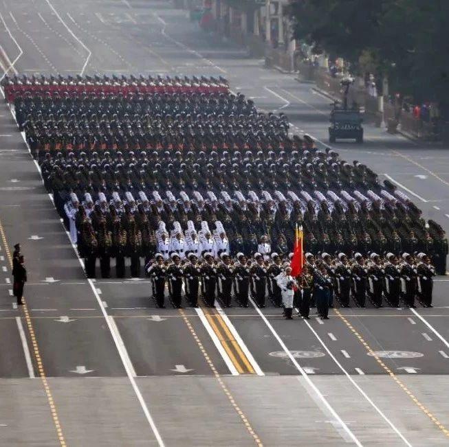 �c祝中�A人民共和��成立70周年大�兵(完整版)