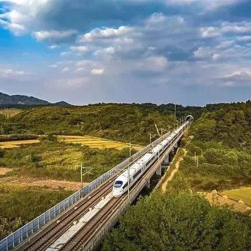 甘肃最新铁路,跨越3市(州)!设5座站...时速200km!