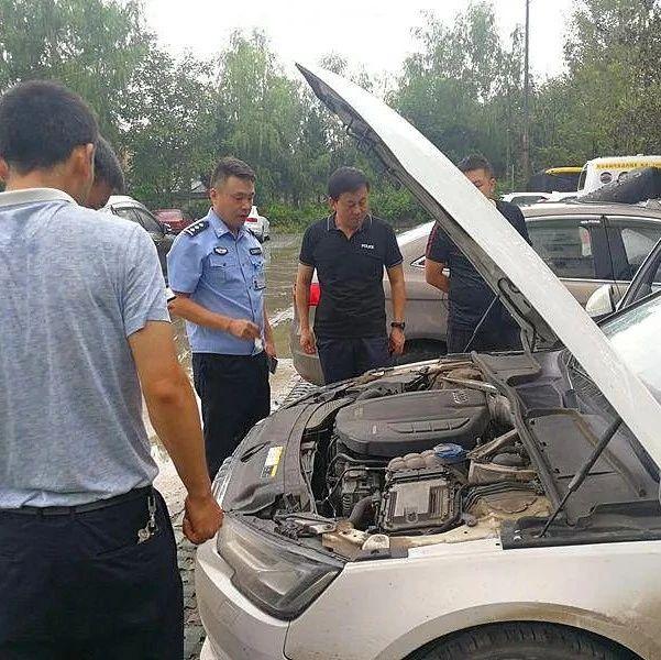 9月1日晚,武都区连发汽车三元催化器被盗案......