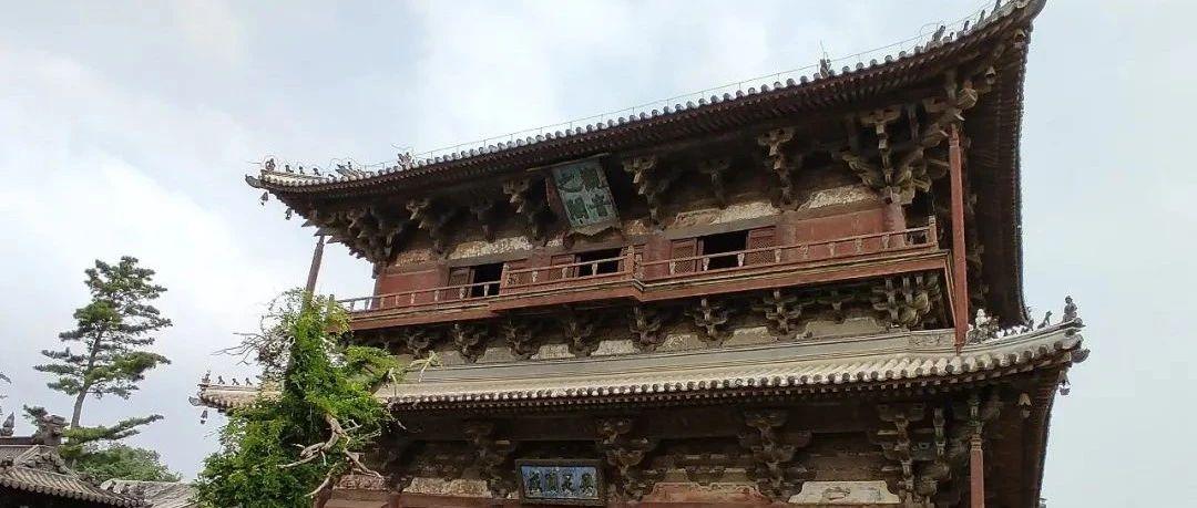 蓟州独乐寺中藏着一位静海人