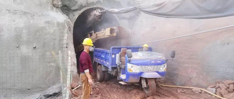 假期不停工!红鱼洞水库的建设者们是这样过节的...