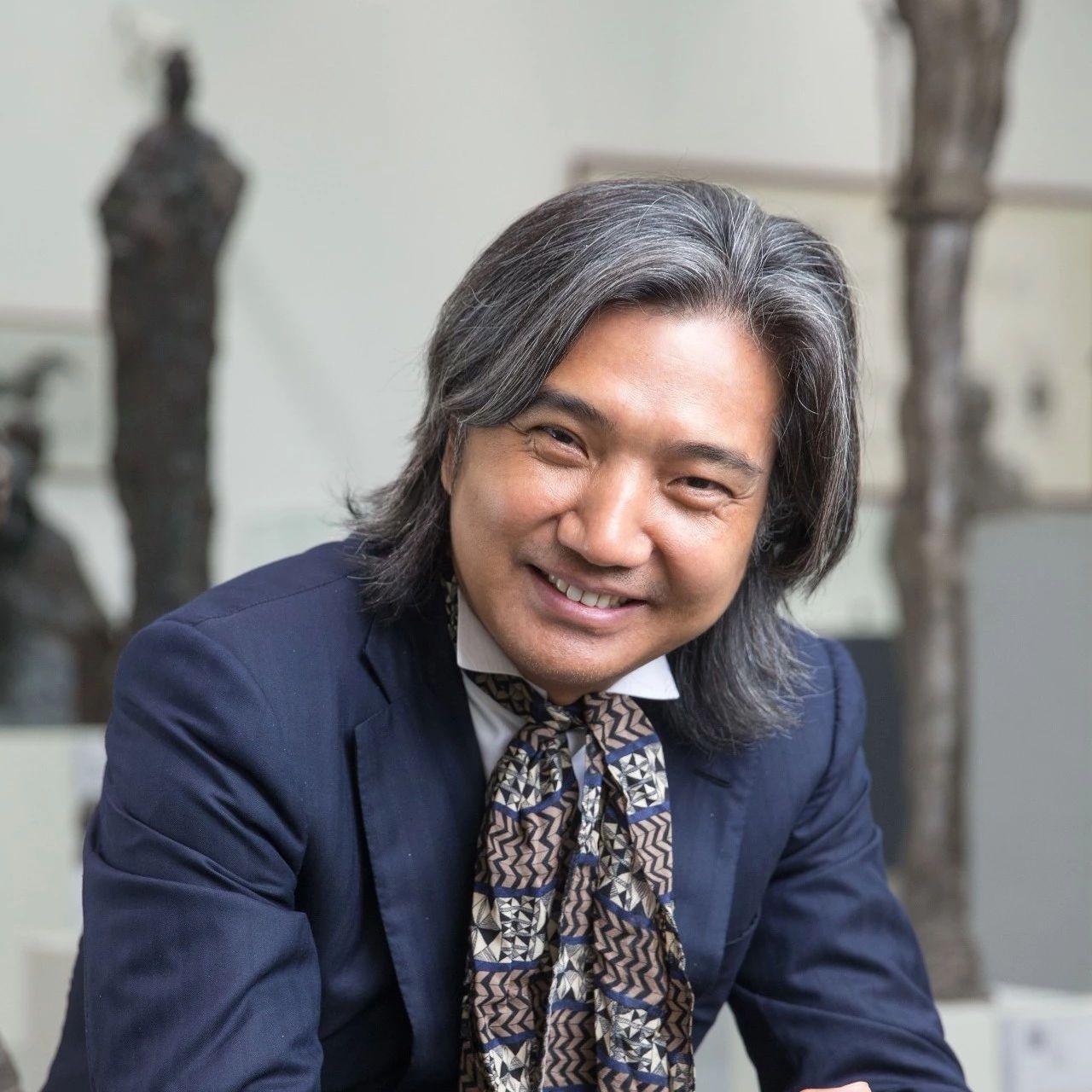 吴为山:从东台走出的国际雕塑大师