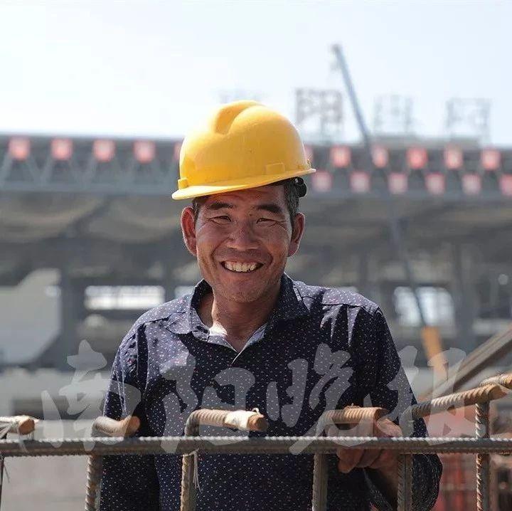 把南阳高铁东站建设的如此美,为高铁片区的建设者点赞!