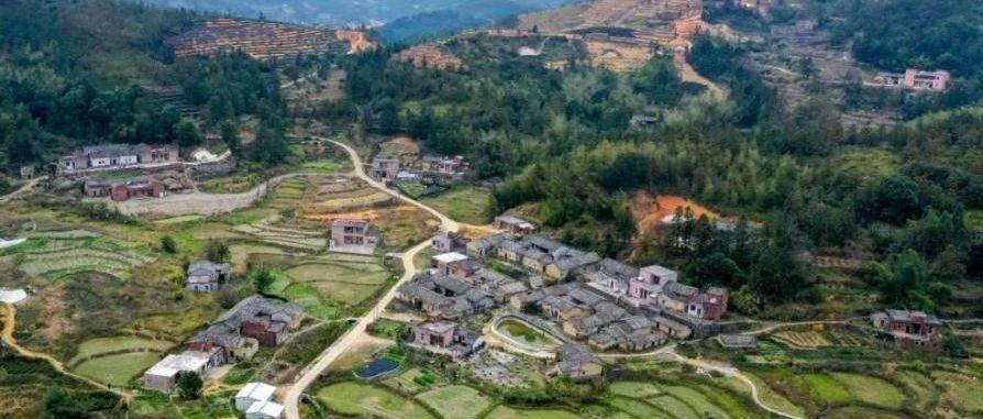 揭西这个美丽的小山村,适合放慢脚步生活的地方