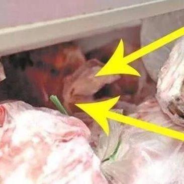 冰箱刚拿出来的冻肉,不要急着用水泡,试试这招!