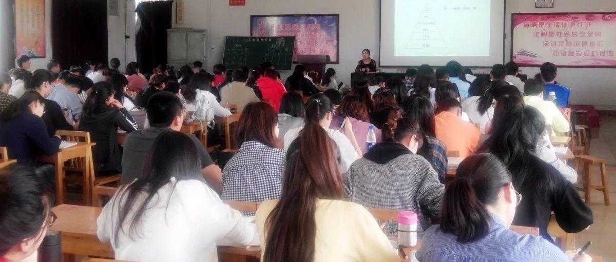 教师培训|莱阳市470名新教师参加《规划在教育教学中的应用》专题培训