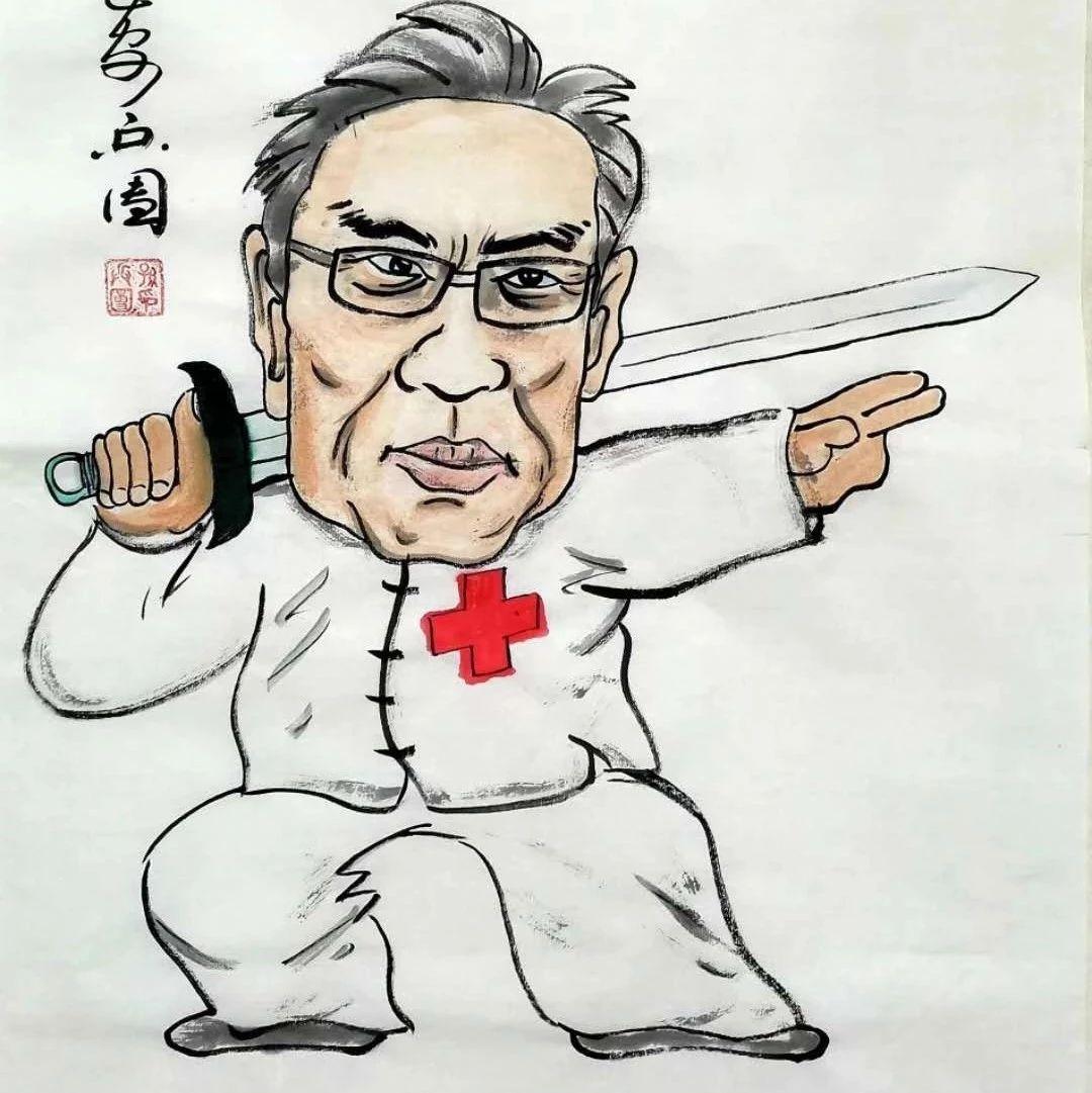 【临潼文艺抗疫专辑】孙兵团:以笔为剑抗疫情!