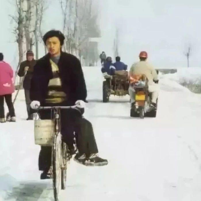 30年前栾川人走亲戚的老照片,满满回忆,你还记得多少?