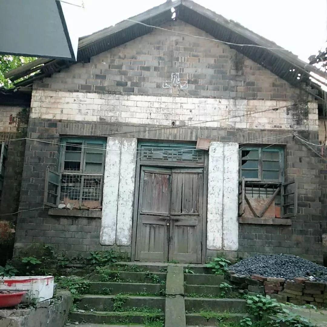 湖口流泗街上的这些老房子,被遗忘在时光里