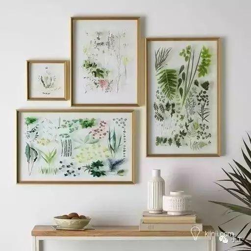 创意植物画DIY,提升你的艺术品格!