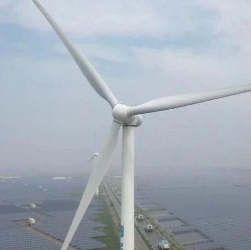 东台新能源产业加快积聚冲刺2GW大关