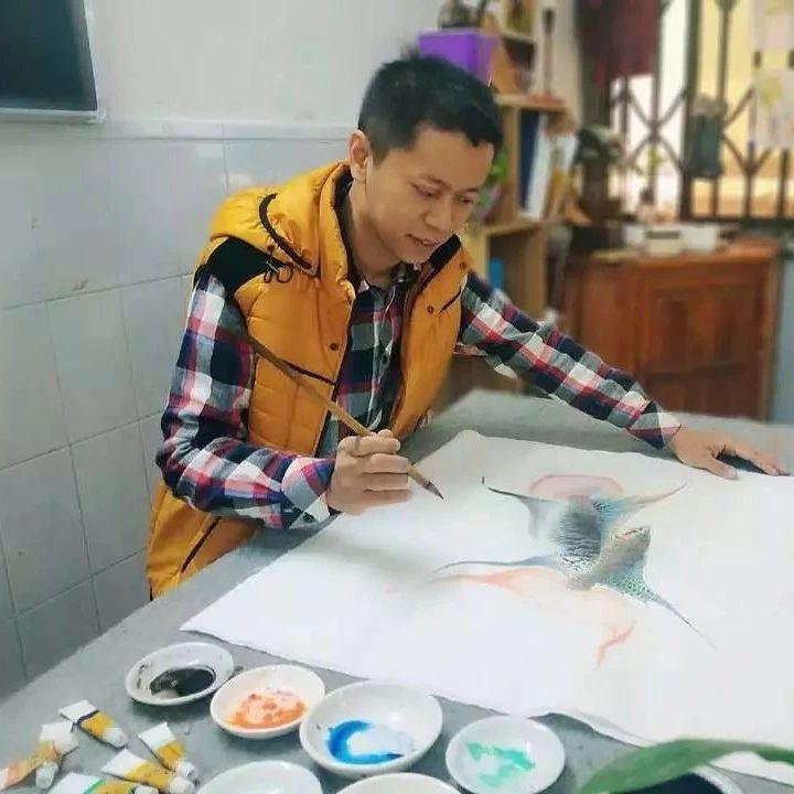 青年画家用真情画出揭西几代人难以忘怀的过去……