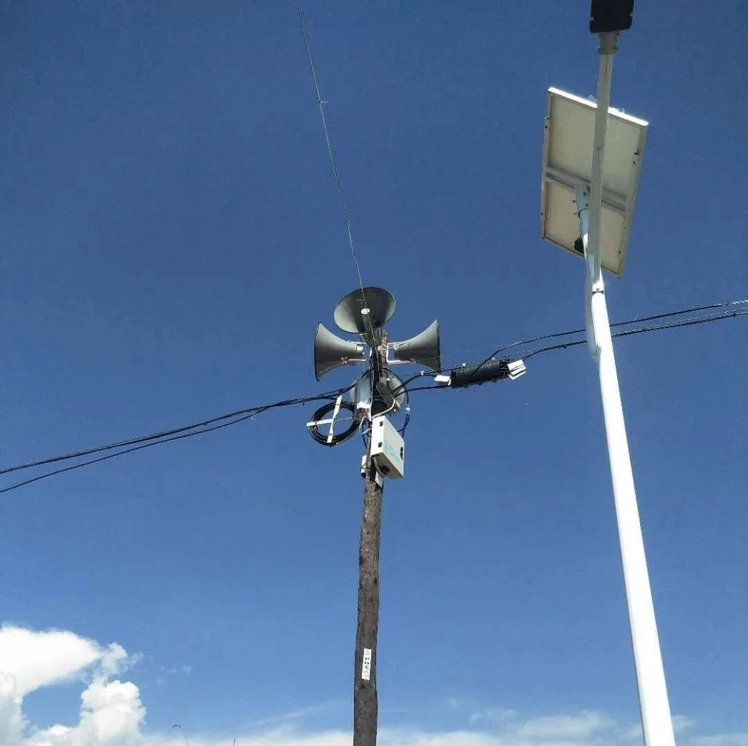 海西州村综合文化服务中心覆盖广播器材配置工程进入安装阶段