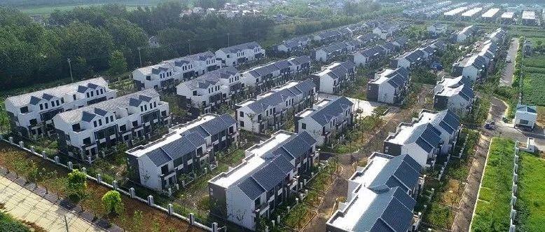 滨海这个村建农房182套,年底就可分房入住!