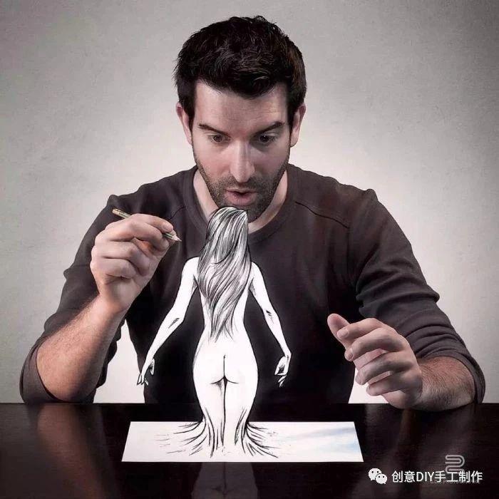 自己画自己?从现实到二次元