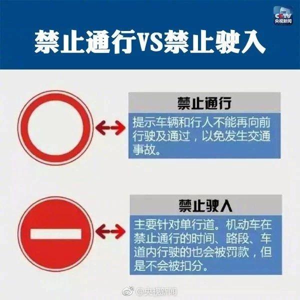 【提醒】@固镇人,最容易吃罚单的九大交通标识!春节返程请注意!