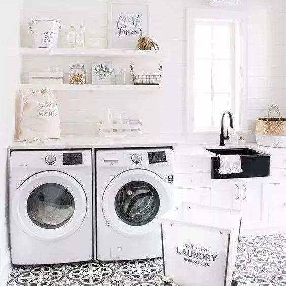 洗衣机加上它,脱水效果强10倍!家家都有,不知道的太亏了!