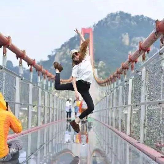 暑期自组团征服世界第一玻璃桥最美乡村竹泉村二日游398元/人