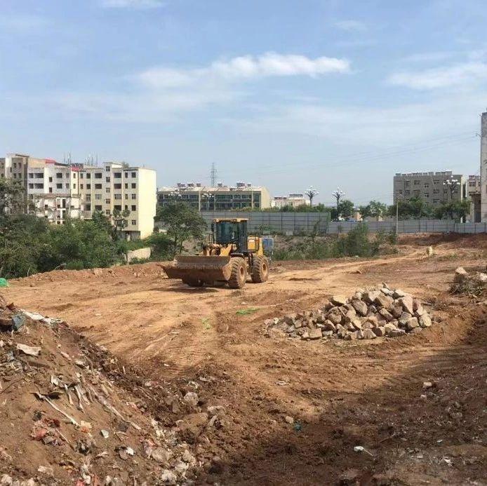 新老城交界处将新增一处游园⑨チゆ┯,预计10月底完工