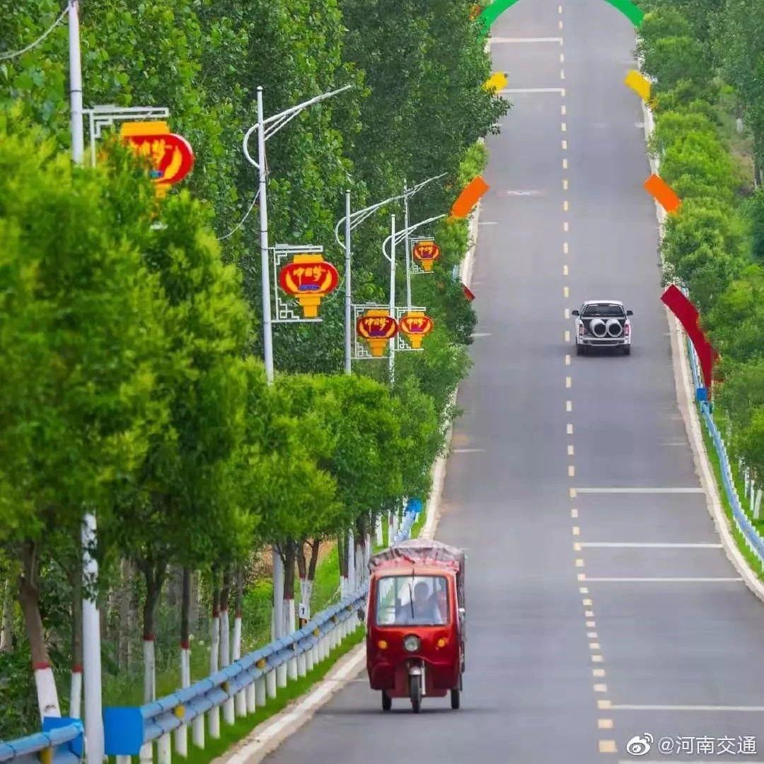 我县这条公路入选全国#最有诗意的路・提名#