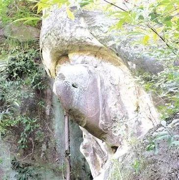 神秘传说!威远这个地方有块特别的石头!