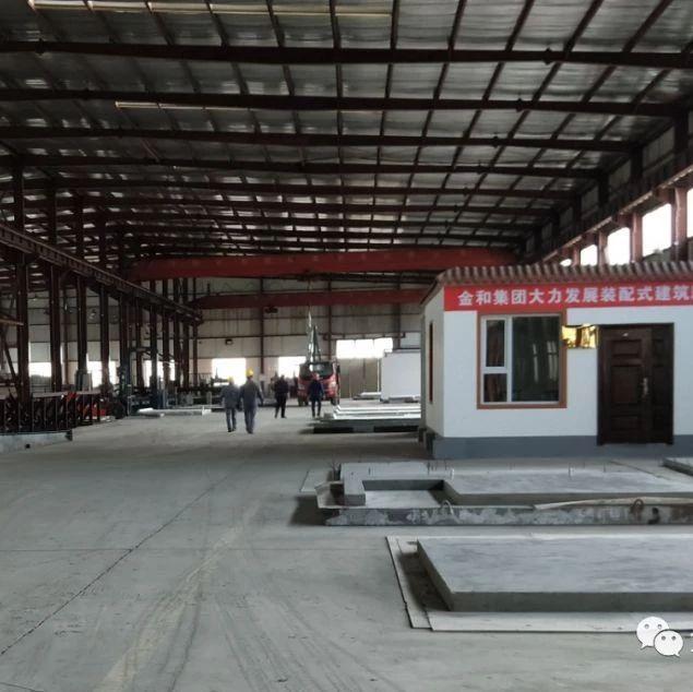 喜讯 盐亭这家公司被列为我省第三批装配式建筑产业基地!