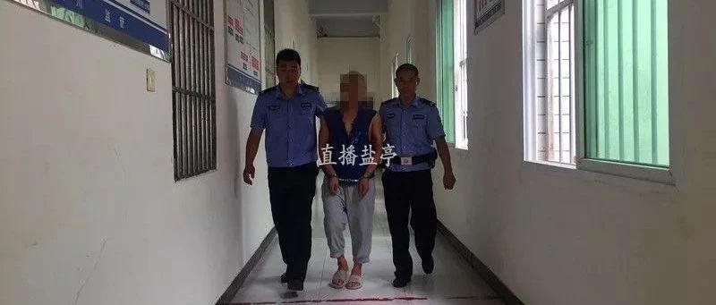 盐亭公安局凤灵派出所:破获一起盗窃案两犯罪嫌疑人落网