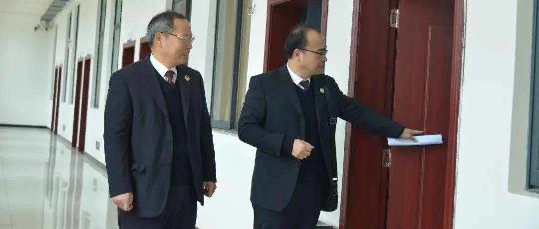 【今天我当班】金沙平台县人民检察院刑事执行检察官的一天