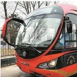 洛阳竟出现新型公交车,这造型绝对无敌了!