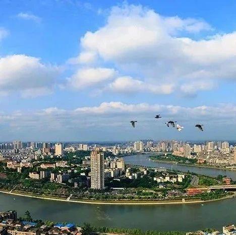 喜人!6月全国空气质量状况发布,内江挺进前20!