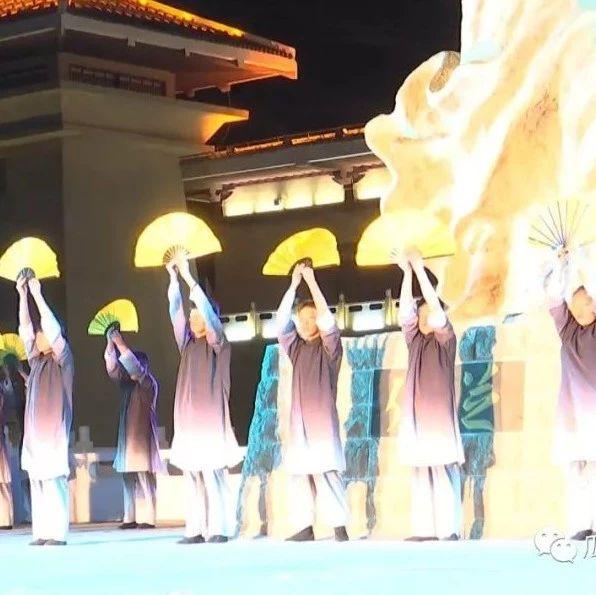 不可辜负的文化、艺术和你|瓜州县举办张芝文化艺术节国学朗诵晚会