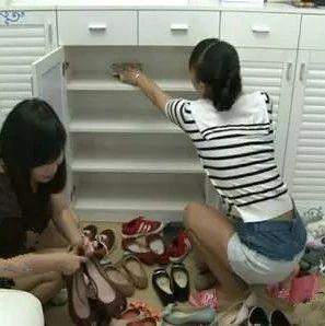 鞋子太多没地方放?只需一招,让你放下2倍多的鞋子!