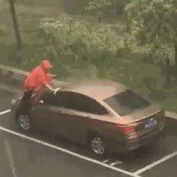 """车这么脏还上路?忍不了了!郑州将全市推行""""强制免费洗车""""!"""