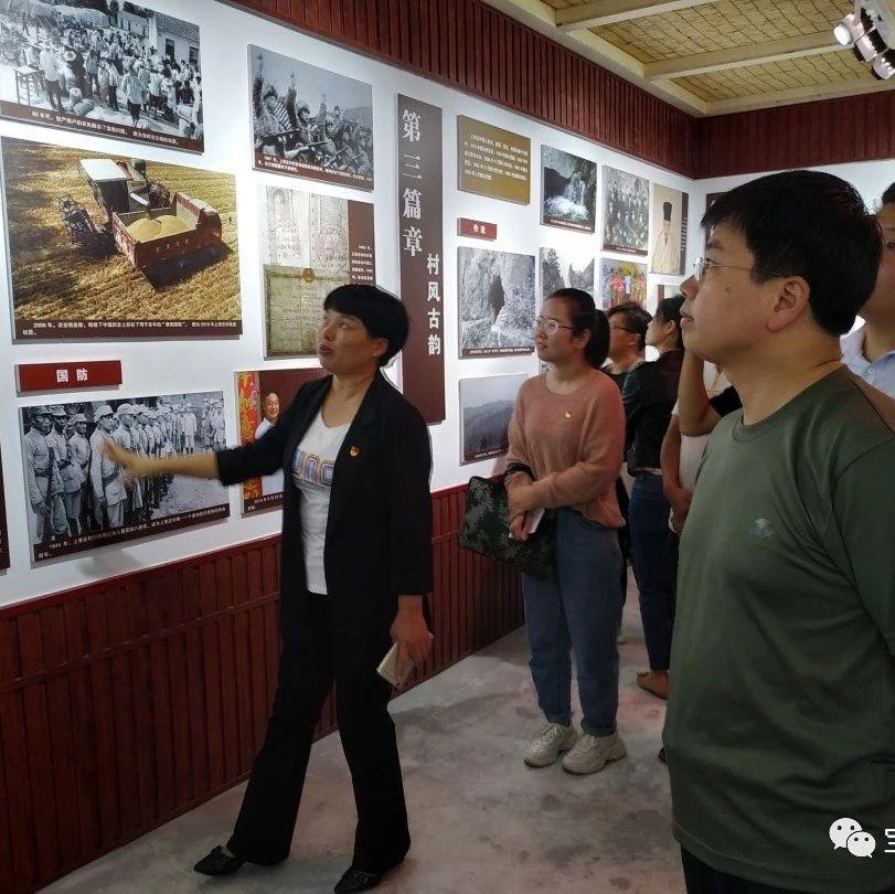 大营镇:党史村史馆留住乡村历史印记