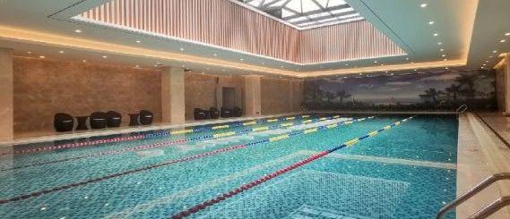 造价2000万的武穴首个七星级皇家游泳健身会所试营业啦,1000张价值645元体验套票免费送!