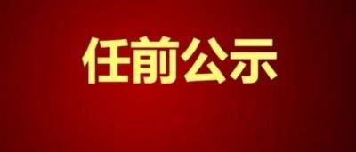 安徽一地发布20名干部任前公示涉及望江一位