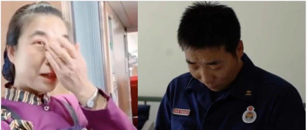 高铁上母亲偶遇儿子的战友,湿了眼眶却不愿打一通电话