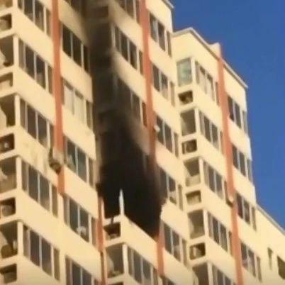 曲阳人注意!一高层住户家频繁失火,?#25925;?#25151;主自己点燃?